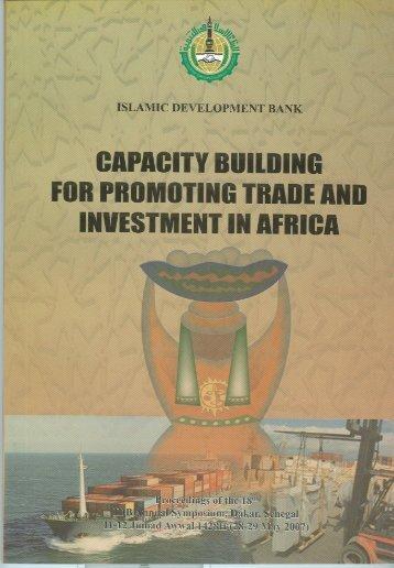 Proceedings of the 18th IDB Annual Symposium - Islamic ...
