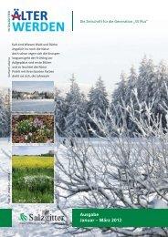 Ausgabe Januar – März 2012 - Stadt Salzgitter