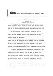 Flu Epidenic 1919 - Gilbertgia.com