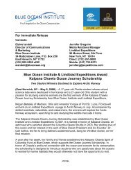 Download PDF - Blue Ocean Institute