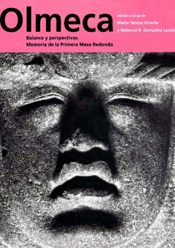 Olmeca : balance y perspectivas - memoria de la ... - PRECOLOMBIEN