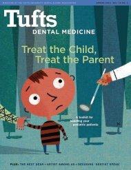 Spring 2011 - Tufts University School of Dental Medicine