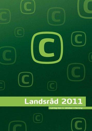 Landsråd 2011 - Konservative Folkeparti
