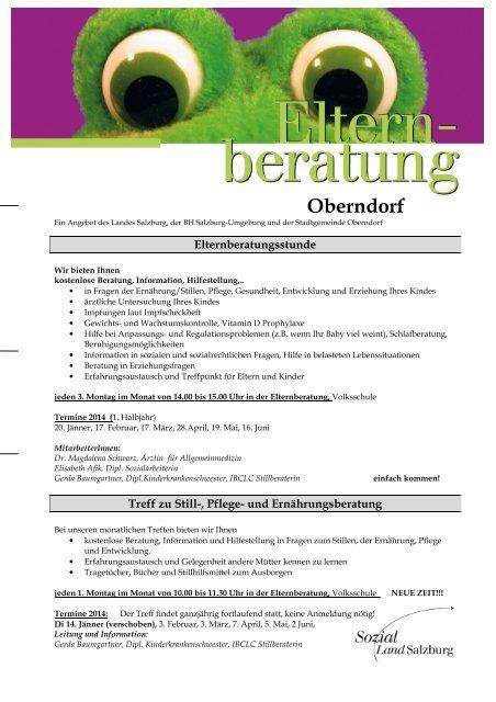 Postpartale Depression - Oberndorf bei Salzburg - Die Stille-Nacht