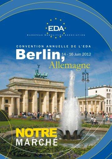 Allemagne - EDA
