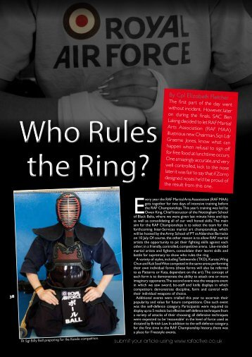 Who Rules the Ring?