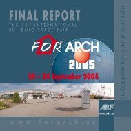 Final Report 2005 - For Arch