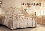 Italian Luxury - Kollektion Nights in Iron