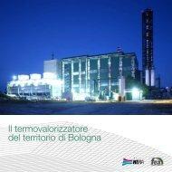 Leaflet termovalorizzatore di Bologna - Il Gruppo Hera