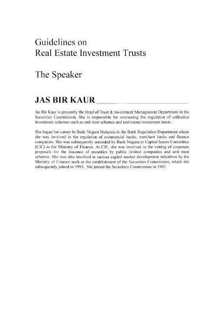 Real estate investment trust schemes are gloag investments dunblane primary