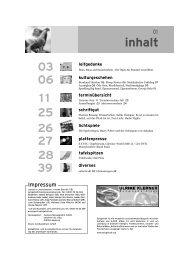 11 Termine Juni - Salzgehalt.org