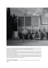 proyecto - El Croquis