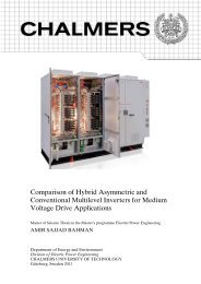Comparison of Hybrid Asymmetric and Conventional Multilevel ...