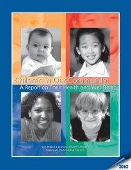 San Mateo County Children's Report - Silicon Valley Community ...