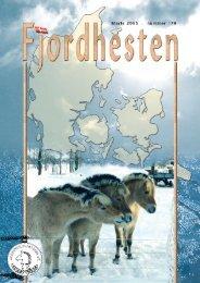 nr. 176 - Fjordhesten Danmark