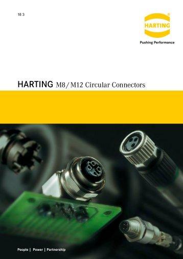 M8 / M12 Circular Connectors - Allied Electronics