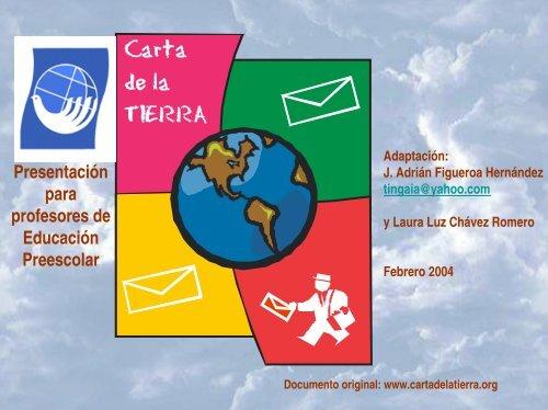 Presentación para Profesores de Educación Preescolar. México