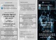 Allegato 2 - Garante regionale infanzia adolescenza - Regione ...
