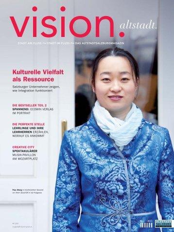 Kulturelle Vielfalt als Ressource - Altstadt Salzburg