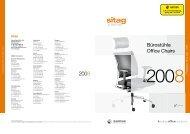 Bürostühle Office Chairs - Samas