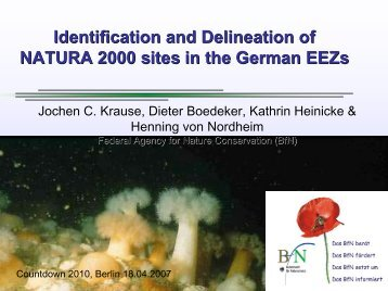 Presentation J Krause.pdf - Countdown 2010