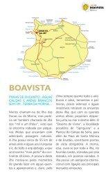 PRAIAS DE ENCANTO...Águas - Guia Turistico de Cabo Verde