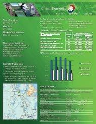 Fact sheet - Critical Elements Corporation