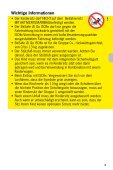 Bedienungsanleitung - Besafe - Seite 3