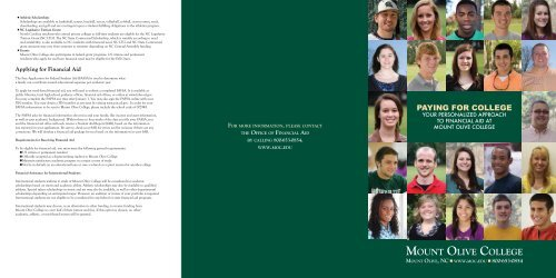 Financial_Aid_Brochu.. - Mount Olive College