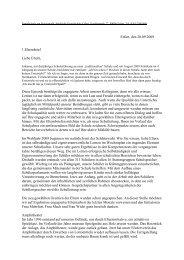 1.Elternbrief 09/2009 - Erfurter Schulen - Informationsportal