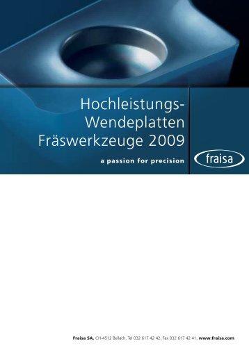 fraisa umschlag - Oude Reimer BV