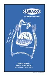 Lovin' Hug Plug-In Swing - Graco