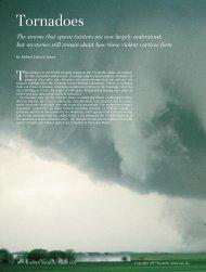 Scientific American - Department of Atmospheric Sciences