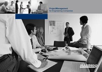 ProjectManagement detail - MARINGO Computers GmbH