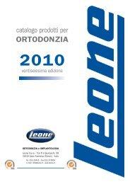 Catalogo Leone Ortodonzia - Eurodental