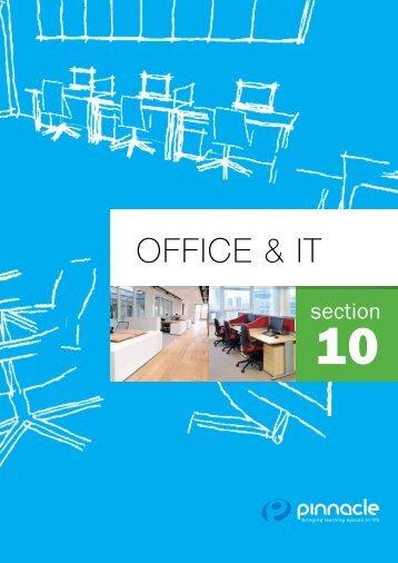OFFICE & IT - Pinnacle Furniture