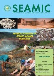 SEAMIC Newsletter Vol. 10
