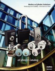 2012 eCylinder Catalog - Medeco