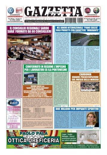gazzetta 615_2013_pag16 - Gazzetta del Sulcis Iglesiente