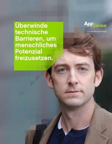 Das Unternehmen AppSense