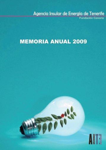 Memoria Actividades AIET 2009 (PDF) - Agencia Insular de Energía ...