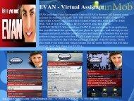 EVAN - Virtual Assistant - RunMob