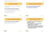 La composicionalitat del significat i les relacions estructurals