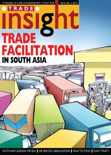 Vol. 9, No.2, 2013 - South Asia Watch on Trade, Economics ...