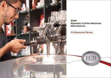 ECM Katalog Professional-Series 2012