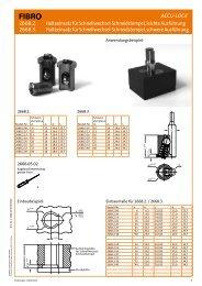 Flyer - ACCU-LOCK - DE, GB - Fibro GmbH