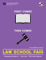 Law School Fair Career Guide - The Career Center of the University ...