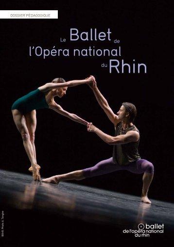 Balletde - Opéra national du Rhin