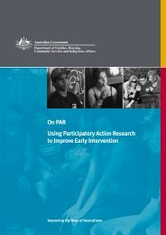 Using Participatory Action Research to Improve Early Intervention - pdf