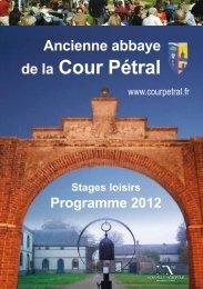 de la Cour Pétral - Nouvelle Acropole France